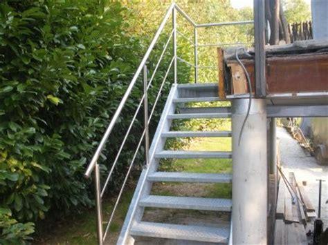 garde corps escalier exterieur garde corps inox escalier ext 233 rieur eric fer