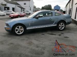 2007 Ford Mustang 4 0 Litre Premium V6 5 Speed Manual