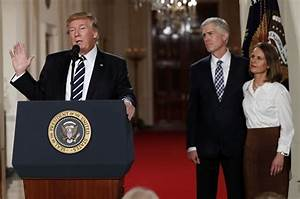 Gorsuch Speaks of Importance of 'independent Judiciary ...