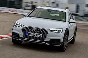 Audi A4 Allroad 20 TFSI Quattro 2016 Review By CAR Magazine