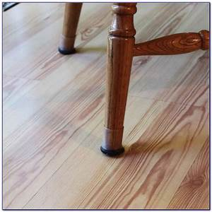 Wood floor chair protectors flooring home design ideas for Floor savers for furniture