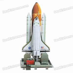 3D Space Shuttle Discovery Puzzle - Free Shipping ...