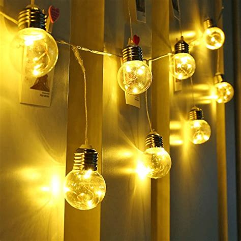 le g45 led globe string lights led bulbs 20ft waterproof