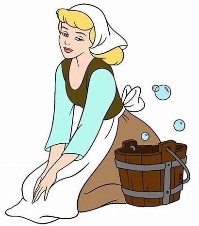 Disney Cinderella Character Walt Virtue Clip Cendrillon