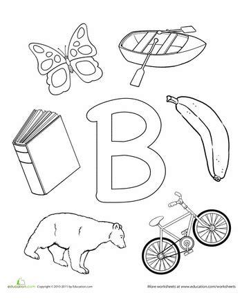 images letter  worksheets preschool