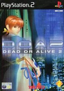 covers box art dead or alive 2 ps2 3 of 4 With playstation 2 is dead long live playstation