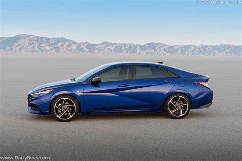 2021 Hyundai Elantra N Line - Dailyrevs