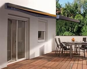 markise trendline sunbox rollladen markisen jalousien With markise balkon mit trend tapeten