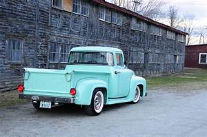 East Coast Style 1956 Ford Is Loaded With Style