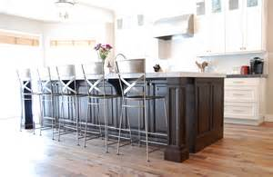 kitchen island legs a transitional white kitchen with a cherry wood island steve 39 s cabinetry