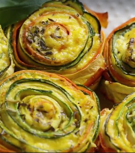 les roses de legumes ideales pour laperitif la recette