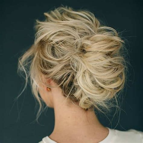 Updo Hairstyle For Hair by 35 Gorgeous Updos For Bridesmaids Stayglam Hairstyles