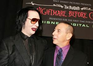 Marilyn Manson Paul Reubens Photos - Walt Disney Pictures ...