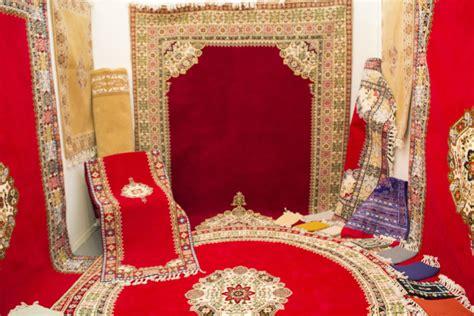 tapis salon marocain d 233 co salon marocain
