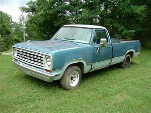 Buckinjeep258 1974 Dodge 100 Pickup Specs  Photos  Modification Info At Cardomain