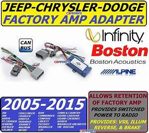 Factory Amp Adapter For 2005