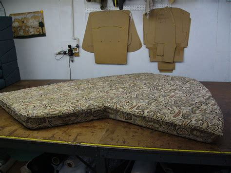 Boat Furniture Upholstery by New Interior Cushion For Boat Upholstery Upholstery Shop