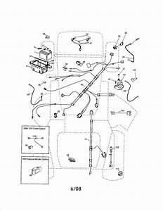 Electrical Diagram  U0026 Parts List For Model Yth2348