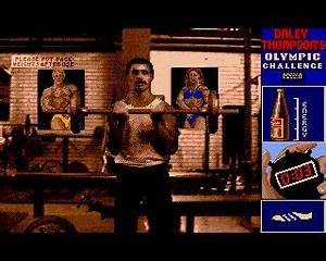 Daley Thompson's Olympic Challenge Download (1988 Amiga Game)