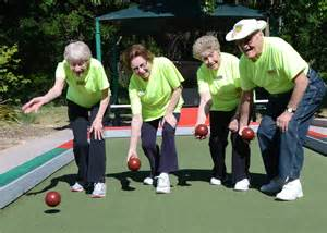 Bocce in Living Color | Paradise Valley Estates