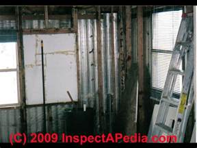 mobile home interior walls mobile home insulation guide mobile home trailer doublewide insulation types r values