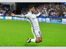 Marco Asensio set to become Real Madrid regular after