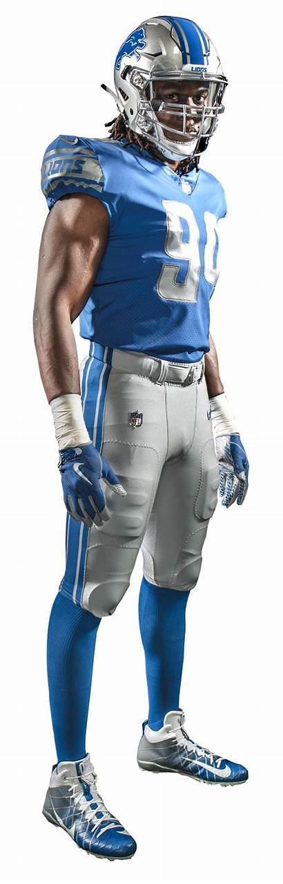 Lions Detroit Uniforms Uniform