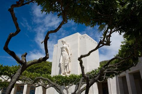 National Memorial Cemetery of the Pacific Oahu | Go Hawaii