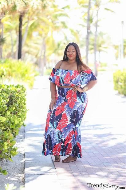 Miami Trendycurvy Curvy Plus Trendy Skirt Outfit