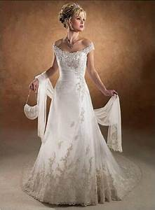 off the shoulder lace wedding dress With lace off the shoulder wedding dress