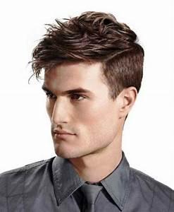 Coupe Homme Moderne : coupe de cheveux homme comment choisir selon la forme de ~ Melissatoandfro.com Idées de Décoration