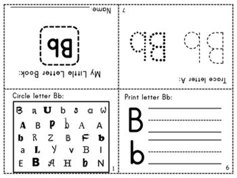 letter a mini book printable aripiprazolbivir website