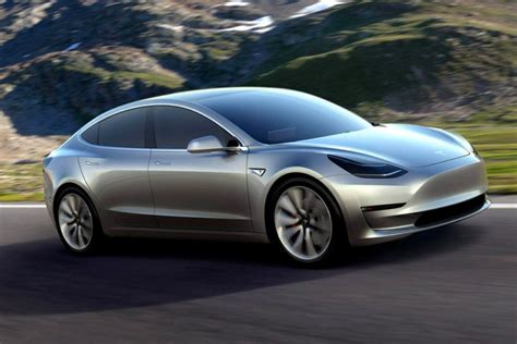 teslas model  joins small group  pioneering electric cars