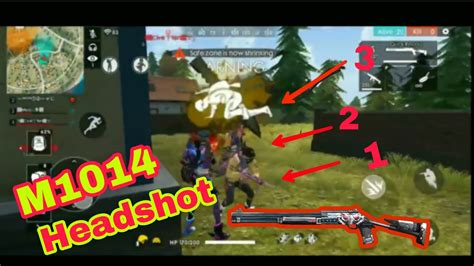 The ump and m1014 combo. M1014 HEADSHOT TRICKS|FREE FIRE BEST FASTEST PLAYER ...