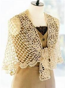 18 Quick  U0026 Easy Crochet Shawl Pattern