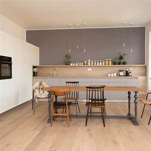 Arbeitsplatte Küche Eiche : k che eiche dekor arbeitsplatte und lackierte mdf m bel ~ A.2002-acura-tl-radio.info Haus und Dekorationen