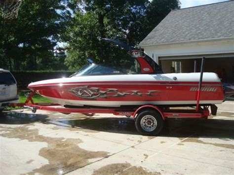 Malibu Boats Grand Rapids by 2007 Malibu 21 Wakesetter Ride For Sale In Grand Rapids