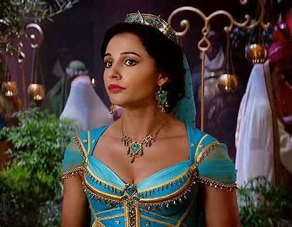 Naomi Scott Jasmine Aladdin Princess Gifs