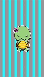 Wallpaper cute turtle samsung galaxy S advance s2 s3 mini ...