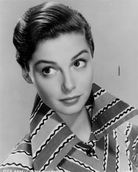 pier angeli like this hair also she looks like anne hathaway no pier angeli female