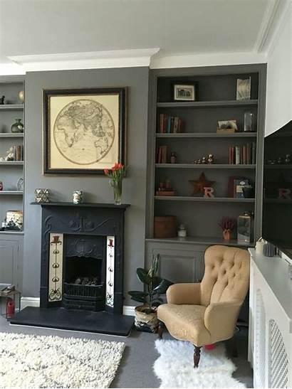 Shelves Living Built Brilliant Amzhouse