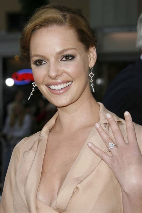 katherine heigl wedding ring katherine heigl engagement ring 171 buy me a rock