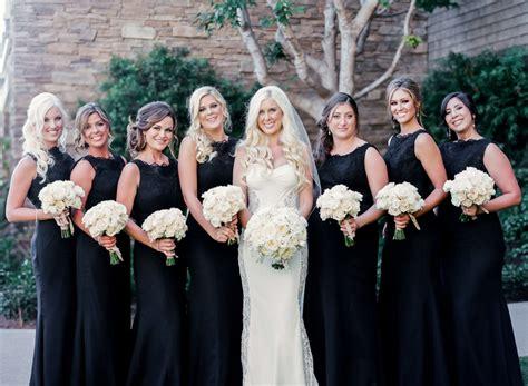 Bridesmaid Dresses For Winter Weddings