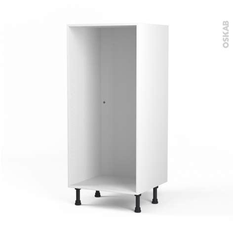 caisson colonne cuisine caisson colonne n 25 armoire de cuisine l60 x h125 x p56 cm sokleo oskab