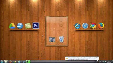 comment mettre un icone sur le bureau