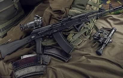 Ak Assault Rifle Redspark