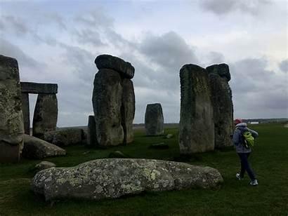 Stonehenge Rocks Today History Walking Stacking Cavemen