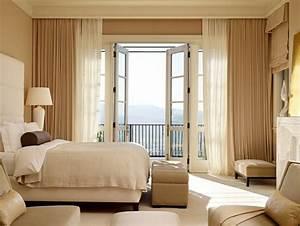 Gardinen Bei Großen Fenstern : coole gardinen ideen f r sie 50 luftige designs f rs moderne zuhause ~ Indierocktalk.com Haus und Dekorationen