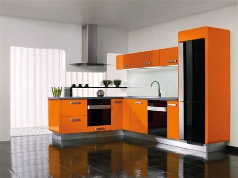 Gorenje Interior Design   Kitchen Delta orange