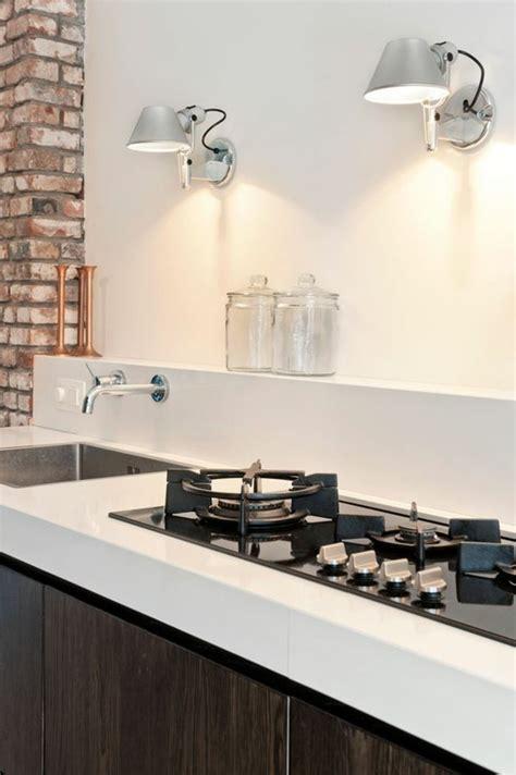 vers blanc cuisine milles conseils comment choisir un luminaire de cuisine